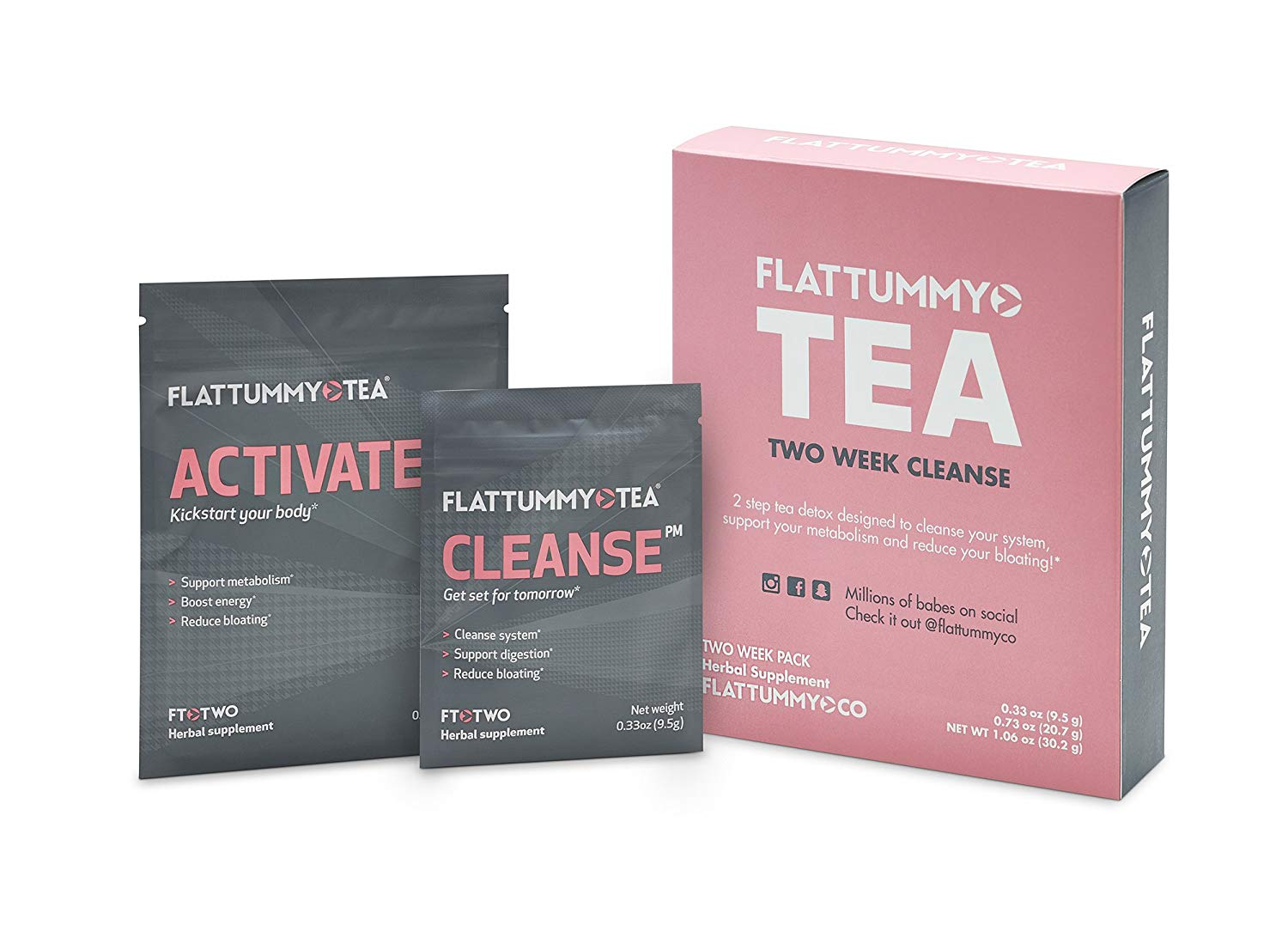 Flat Tummy Tea Reviews