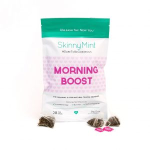 Skinnymint teatox packet