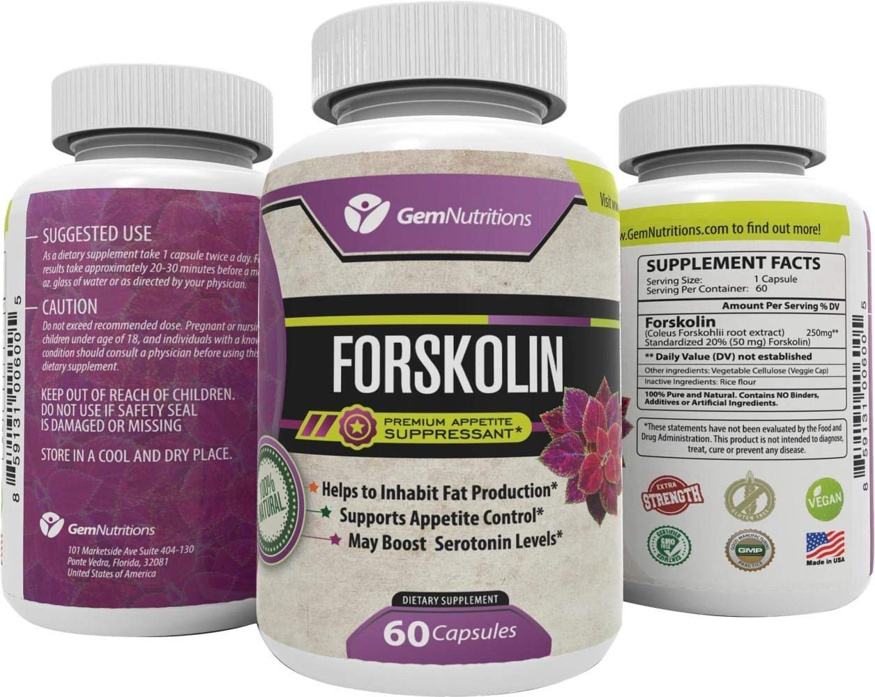 Forskolin Review:  All You Need to Know