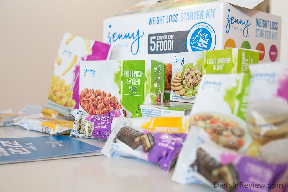 Jenny Craig Reviews:  (Everything You Need to Know)