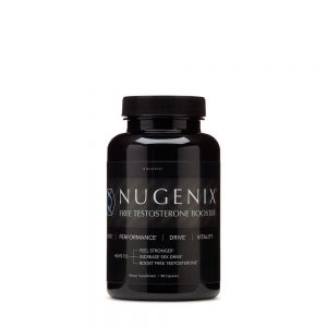 Bottle of Nugenix