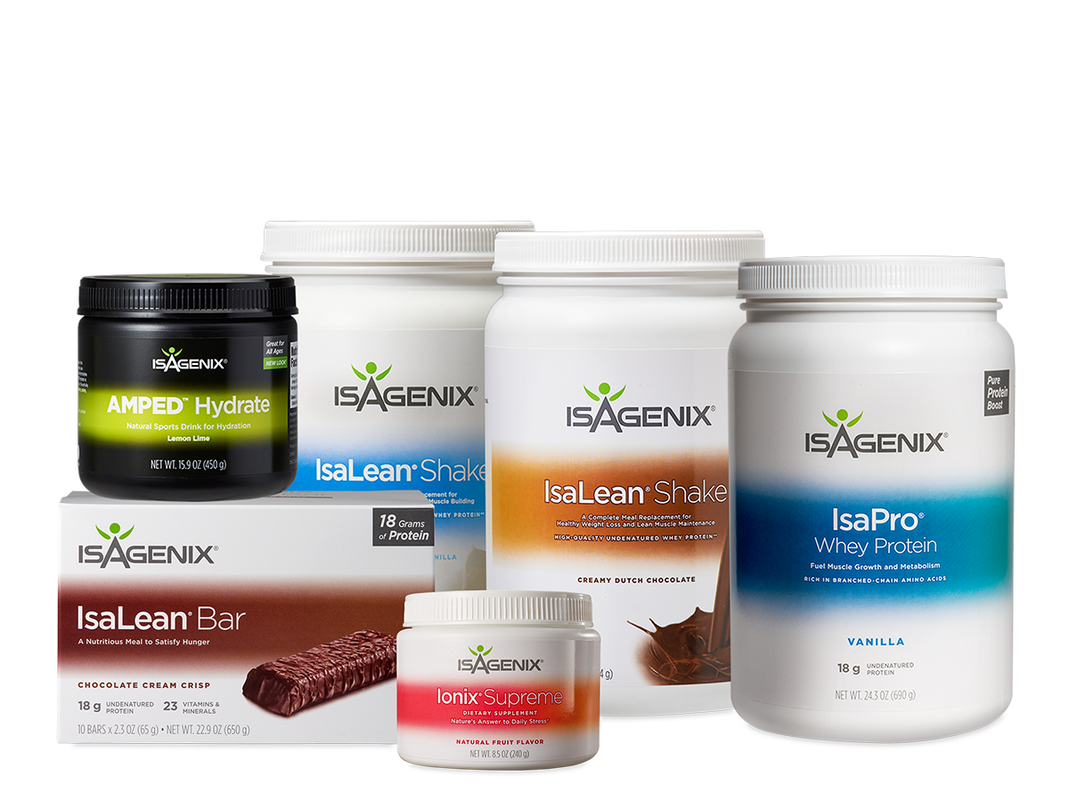 Isagenix Review:  Everything You Need to Know