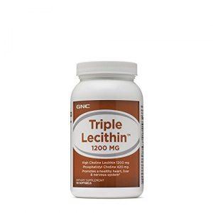 Gnc triple lecithin