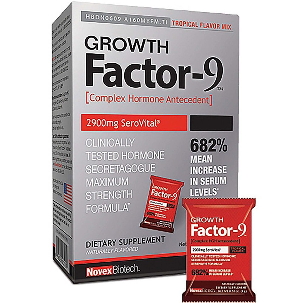 Growth Factor-9 Review:  Everything You Need to Know