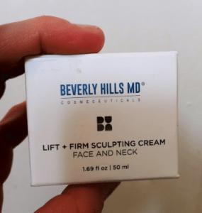 Beverly Hills MD Lift + Firm Sculpting Cream reviews